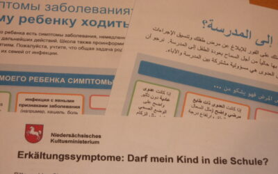 Infos zum Schulbesuch