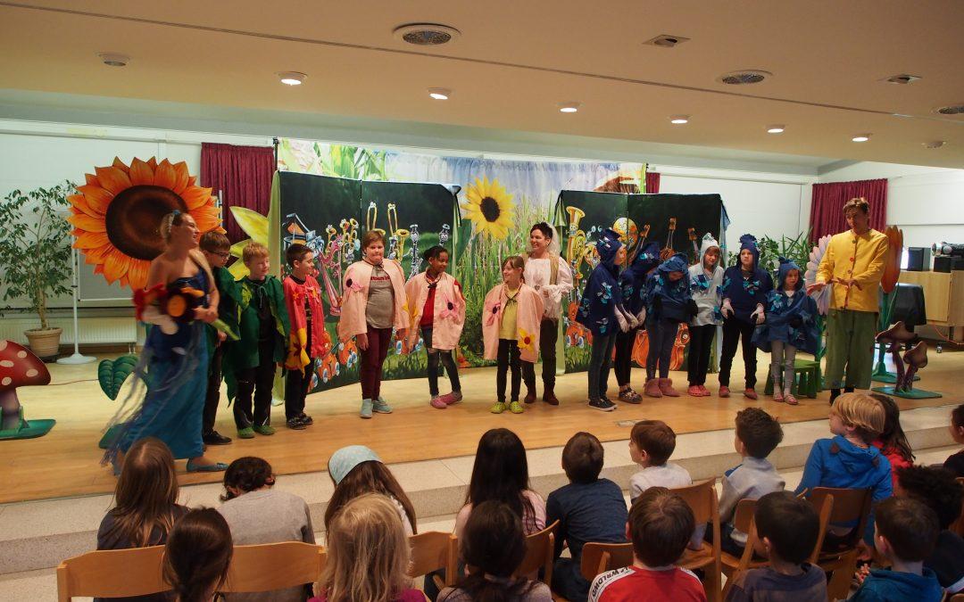 Bellas fabelhafte Reise – Oper für Kinder